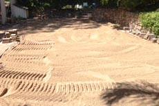 sand pads levelling perth